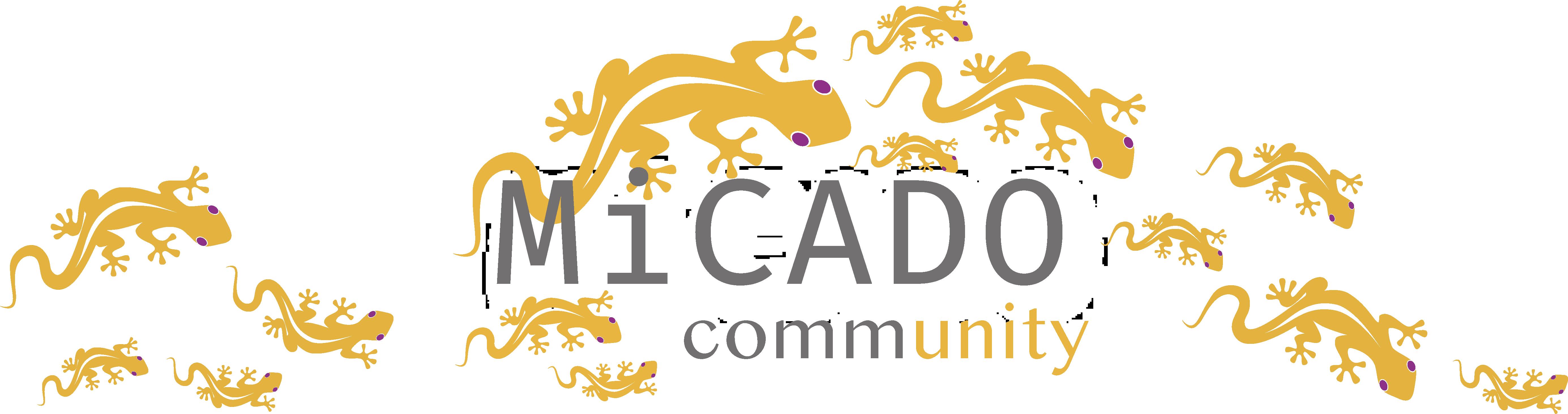 MiCADOcommunity